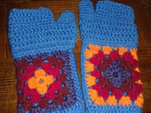 heklane-rukavice+granny-square